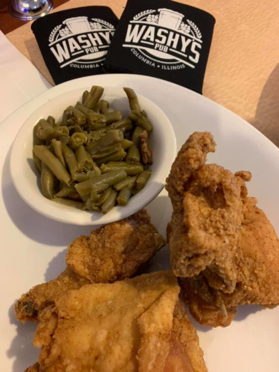 Washy's Pub - Fried Chicken